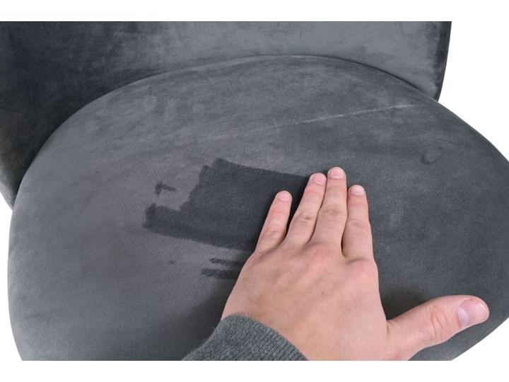 Krzesło aksamitne K-SOUL VELVET grafitowe Welur Głębokość 42 cm Tapicerowane Wysokość 79 cm Głębokość 48 cm Wysokość 41 cm Szerokość 49 cm Wysokość 33 cm Skóra Szerokość 48 cm Metal Wysokość 78 cm Tkanina Wysokość 48 cm Tworzywo sztuczne Wysokość 47 cm Kategoria Krzesła kuchenne