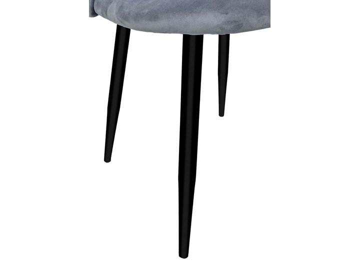Krzesło aksamitne K-SOUL VELVET grafitowe Wysokość 47 cm Skóra Wysokość 48 cm Welur Wysokość 78 cm Szerokość 48 cm Tworzywo sztuczne Tkanina Szerokość 49 cm Głębokość 48 cm Tapicerowane Głębokość 42 cm Wysokość 41 cm Wysokość 79 cm Wysokość 33 cm Metal Kategoria Krzesła kuchenne