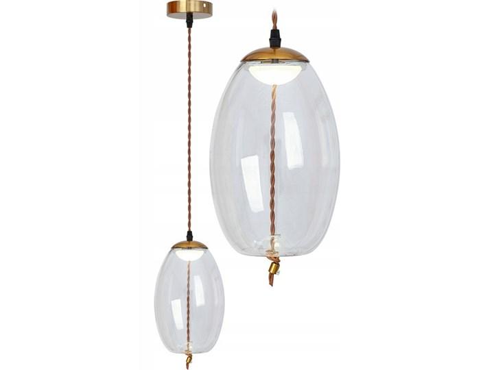 lampy wiszące na sznurze led