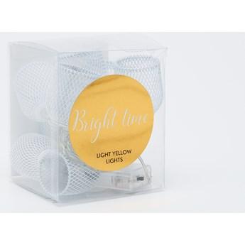 Sinsay - Lampki ozdobne - Biały
