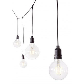 SPARKLING SZNUR LAMPEK
