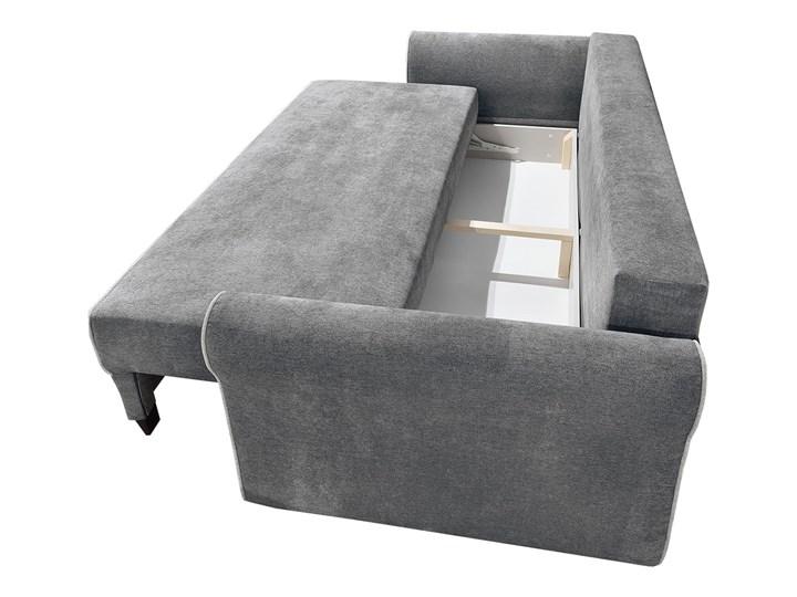 Sofa NEW YORK z funkcją spania Stała konstrukcja Boki Z bokami