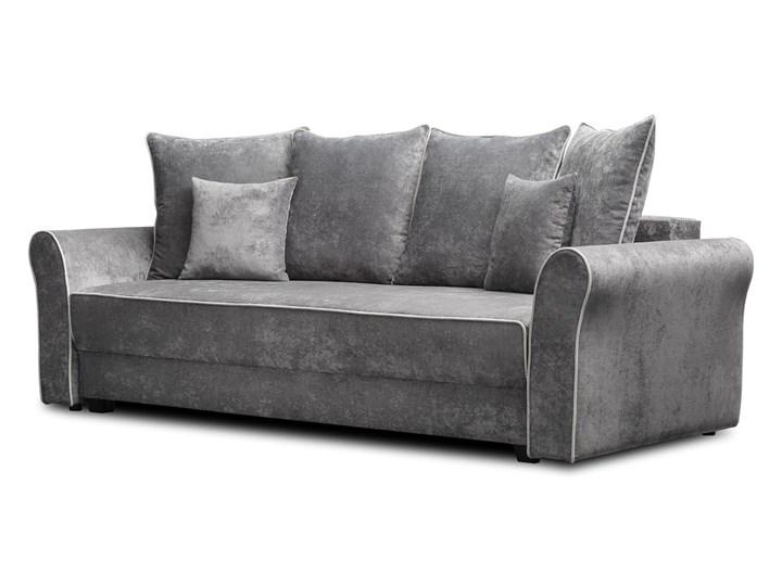 Sofa NEW YORK z funkcją spania Stała konstrukcja Boki Z bokami Nóżki Bez nóżek
