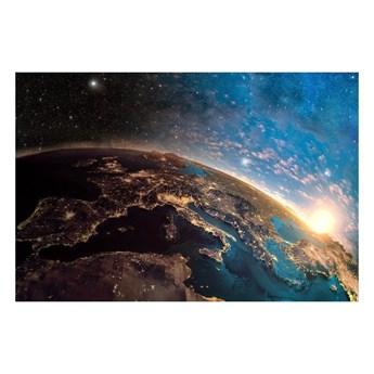 Obraz Glasspik Metalic Stars 80 x 120 cm