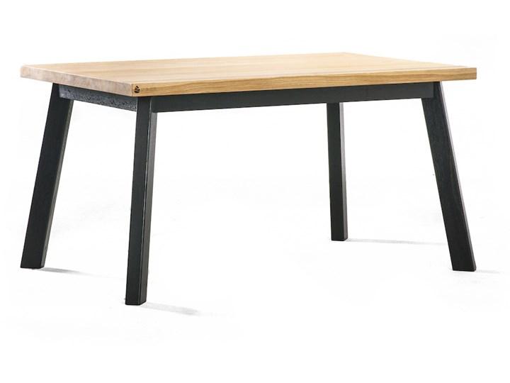stół Nero 75x120 dębowy