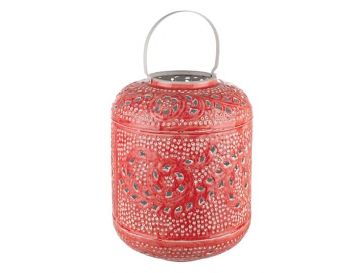 LATARNIA ELEONORE Lampion Metal Żelazo Kategoria Świeczniki i świece