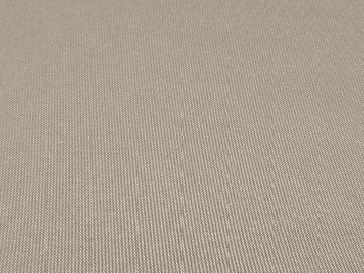 Parasol ogrodowy brązowoszary składany 270 x 230 cm odchylany z korbą Parasole Kategoria Parasole ogrodowe Kolor Beżowy