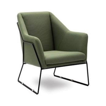 Fotel Dakota zielony