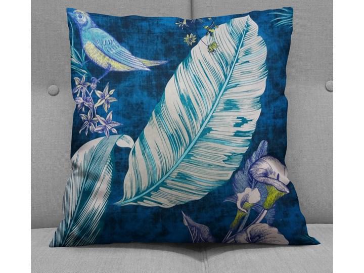Poszewka dekoracyjna na poduszke 381170-2009 Kolor Szary