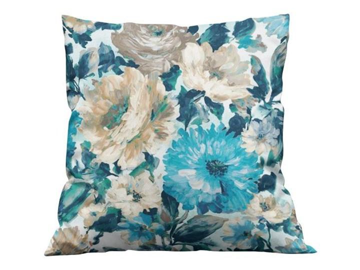 Poszewka na poduszkę wzór BL Kolor Wzór Roślinny