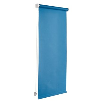 Roleta Colours Boreas 37 x 180 cm niebieska