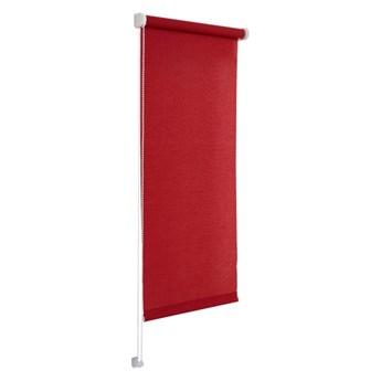 Roleta Colours Halo 117 x 180 cm czerwona