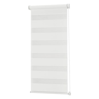 Roleta dzień/noc Colours Elin 71,5 x 240 cm biała