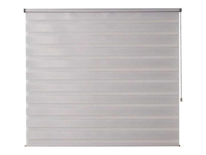Roleta dzień/noc Colours Kala 156,5 x 180 cm kremowa Kategoria Rolety Typ Roleta transparentna