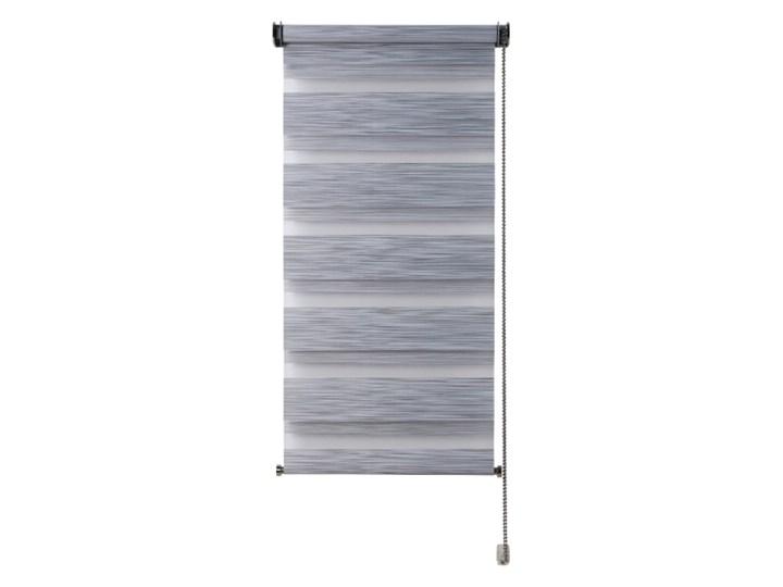 Roleta dzień/noc Colours Kala 41,5 x 180 cm szara Kategoria Rolety