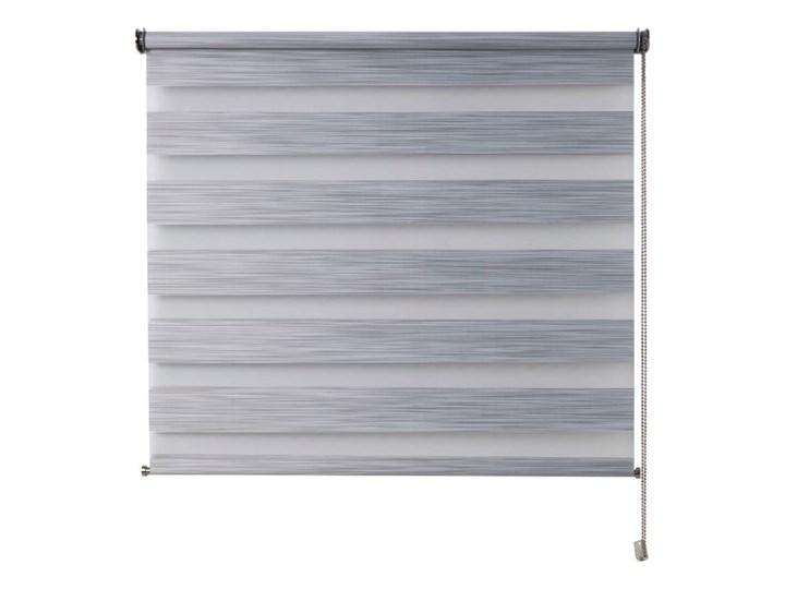 Roleta dzień/noc Colours Kala 86,5 x 180 cm szara Kolor Szary Pomieszczenie Pokój nastolatka