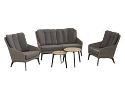 LUXOR Lounge - Zestaw wypoczynkowy ekskluzywny | Dekkor