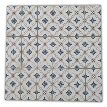 Sao Luis Sacra Natural 59,2x59,2 płytki patchwork