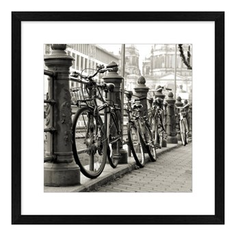 Obraz Amsterdam widok 30 x 30 cm