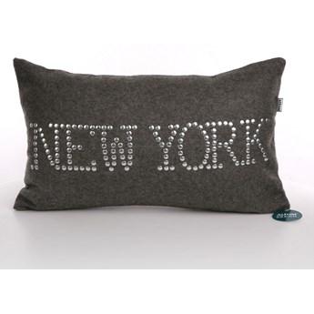 Poszewka na poduszkę bawełniana dekoracyjna Altom Design Miasta dekoracja New York 30 x 50 cm