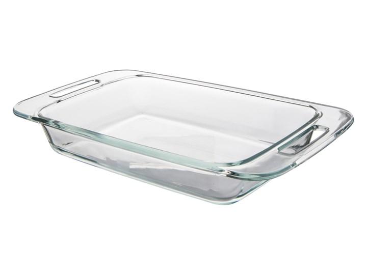 Brytfanna szklana z uchwytami / naczynie żaroodporne Altom Design Vega 2,5 l Naczynie do zapiekania Kategoria Naczynia do zapiekania