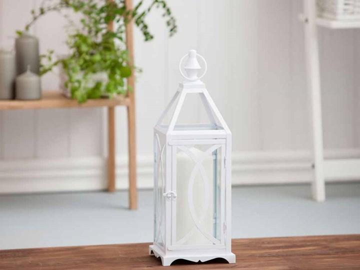 Latarenka / latarnia/ lampion ozdobny wiszący Altom Design metalowy