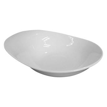 Salaterka / miska porcelanowa nieregularna Altom Design Happy Home kremowa