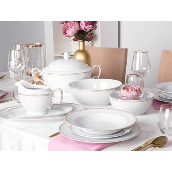 Serwis / zestaw obiadowy dla 6 osób porcelana MariaPaula Promise (24 elementy)
