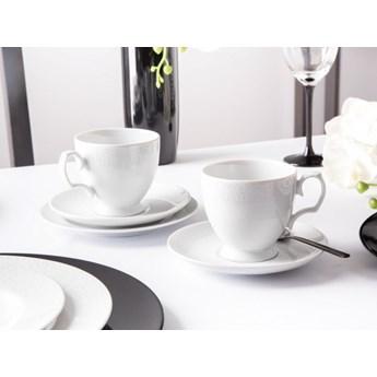 Zestaw kawowy dla 6 osób porcelana MariaPaula Amore (18 elementów)