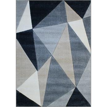 Dywan New Silver Geometria