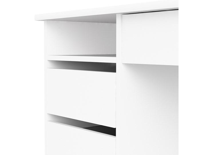 Biurko z szufladami Function 4S biały Biurko tradycyjne Biurko z nadstawką Szerokość 110 cm Głębokość 49 cm Styl Nowoczesny