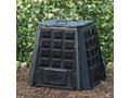 Nature Kompostownik, czarny, 400 L, 6071480 Tworzywo sztuczne Typ