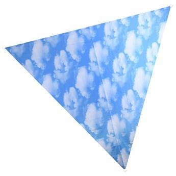 Esschert Design Żagiel przeciwsłoneczny z nadrukiem nieba