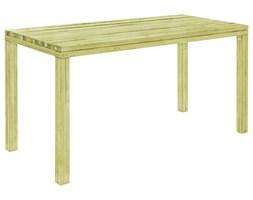 VidaXL Stół ogrodowy, 150x75,5x77 cm, impregnowana sosna