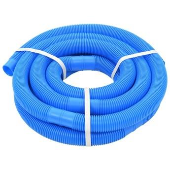VidaXL Wąż do basenu, niebieski, 38 mm, 6 m