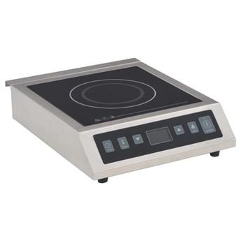 VidaXL Elektryczna kuchenka indukcyjna z ekranem dotykowym, 3500 W