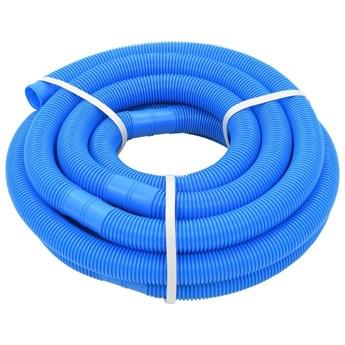 VidaXL Wąż do basenu, niebieski, 38 mm, 9 m