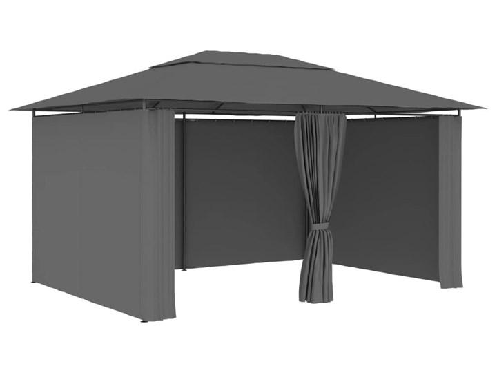 vidaXL Składany namiot ogrodowy, 3 x 6 m, antracytowy