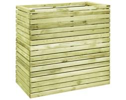 VidaXL Donica, 100x50x100 cm, impregnowane drewno sosnowe