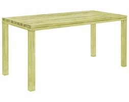 VidaXL Stół ogrodowy, 170x75,5x77 cm, impregnowana sosna