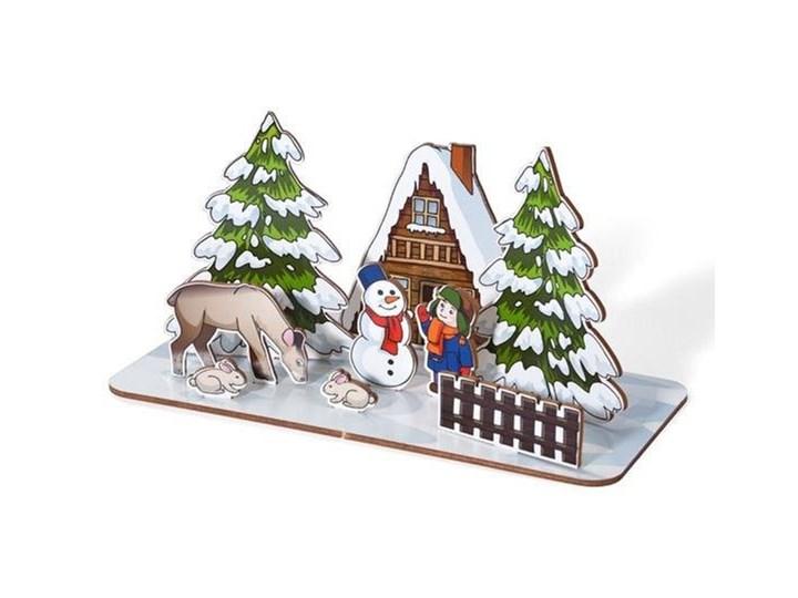 Dekoracja świąteczna UPOMINKARNIA Wielokolorowy