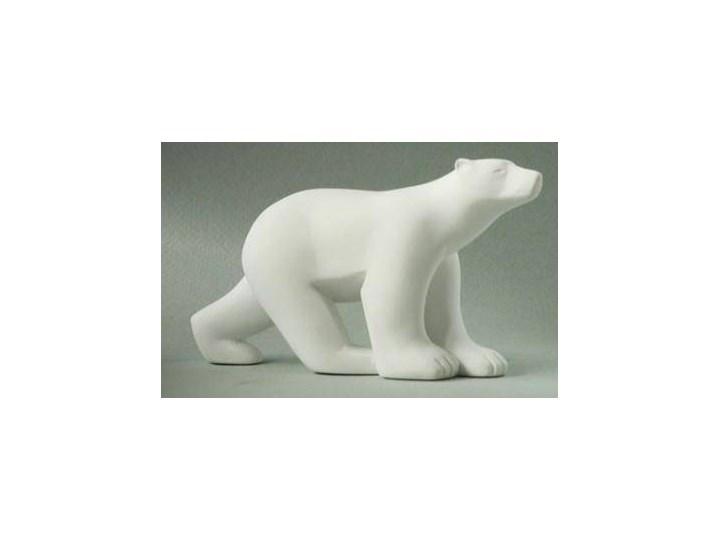 """POMPON """"Biały niedźwiedź"""" miniatura 6cm UPOMINKARNIA"""