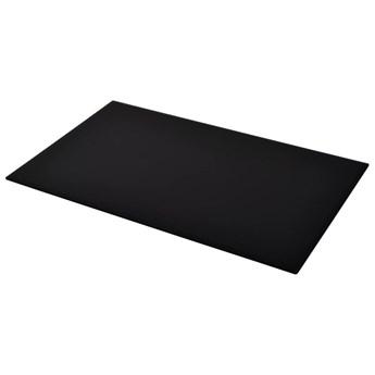 VidaXL Blat stołu szklany, prostokątny 1200 x 650 mm