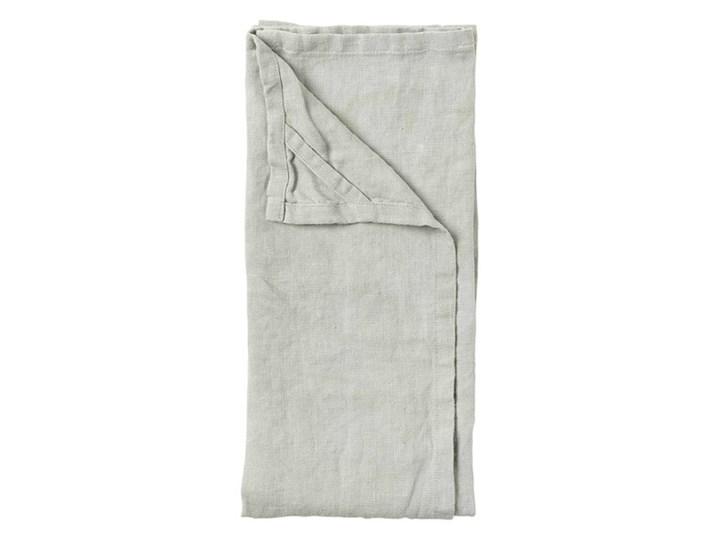 Broste Copenhagen - Zestaw dwóch ręczników kuchennych Zealand Komplet ręczników Kategoria Ręczniki Łazienkowe 48x70 cm Kolor Biały