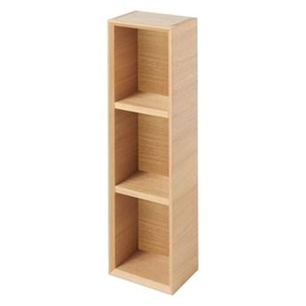 Szafka wisząca GoodHome Avela 20 cm z 3 półkami drewno