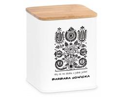 Tradycyjne Pierniki z Torunia w Personalizowanym Pudełku Folk dla Niej