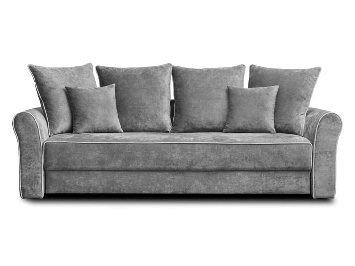 Sofa NEW YORK z funkcją spania Stała konstrukcja Nóżki Bez nóżek