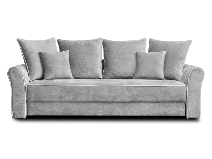 Sofa NEW YORK z funkcją spania Stała konstrukcja Typ Gładkie