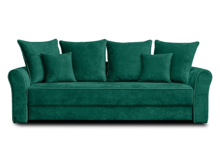 Sofa NEW YORK z funkcją spania Boki Z bokami Stała konstrukcja Styl Klasyczny