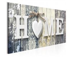 Obraz - Zapach domu (1-częściowy) kremowy szeroki
